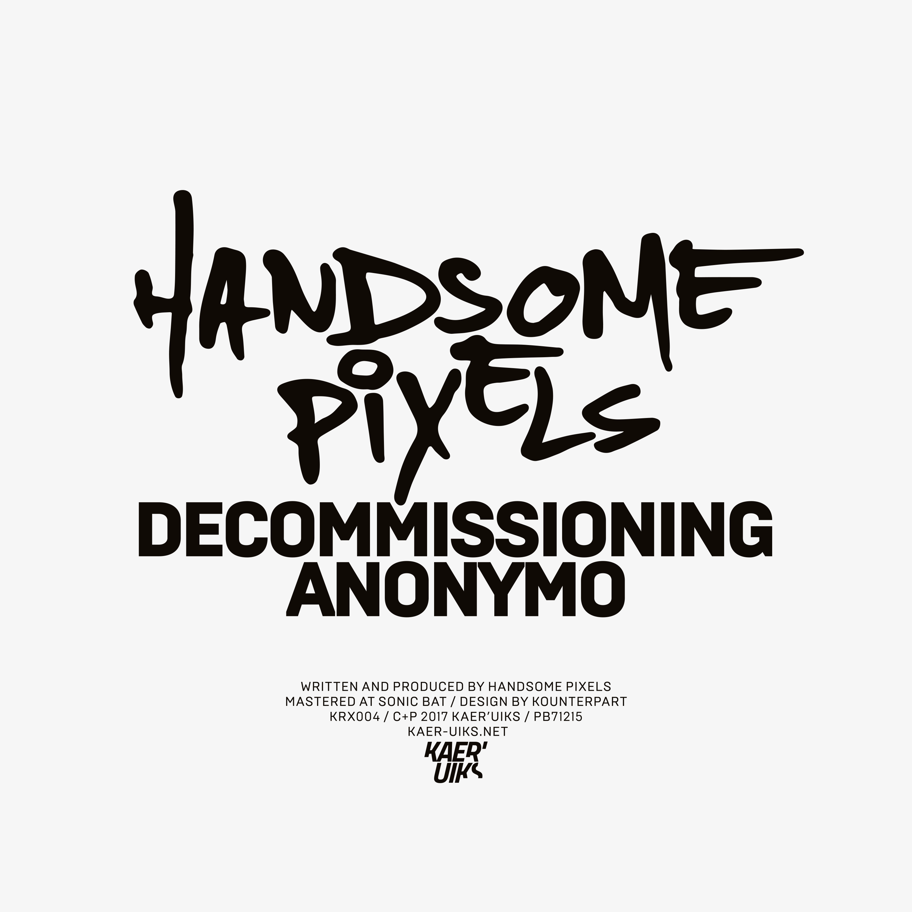 Handsome-Pixels_Decommissioning-Anonymo_kounterpart_Cover-B
